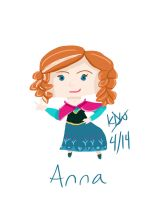 Anna by dawnwally