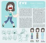 Eve Bio by CratedCheese