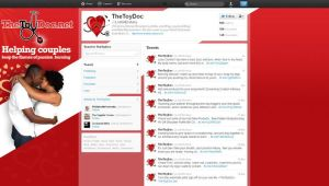 Twitter background design by rvmrem