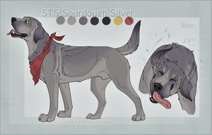 STS Dog- Sisco RETIRED by ShockTherapyStables