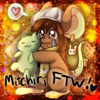 Mitchiri Neko ftw by Fierying