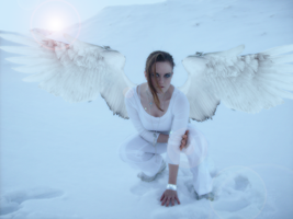 Snow Angel I by Liquidfire3