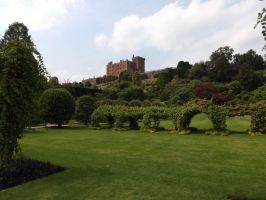 Powis Castle and Garden by Rickdaos