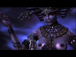 Dante' s Inferno - Cleopatra by Lynus-the-Porcupine