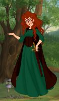 Merida Maiden-Maker-Azaleas-Dolls by InvisibleDorkette