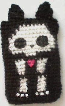 Skellanimal iphone case by Jellybellymary