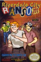 Archie Riverdale City Ransom by Keirbot