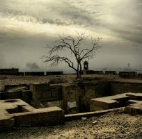 The Waste Land by Nour-K