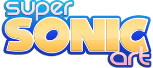 SuperSonicArt - Logo by NathanLaurindo