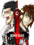 demon slave new cover by AbsolumTerror