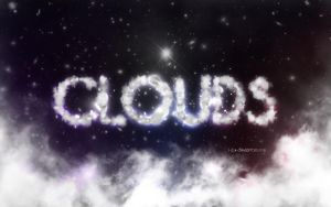 CLOUDS by wellgraphic