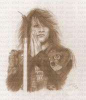 Jon Bon Jovi by mary-dab