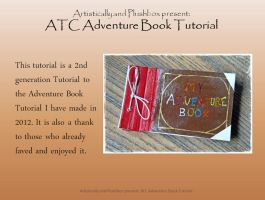 ATC Adventure Book Tutorial by Artistically-DE