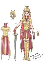 Sailor Galaxia Redesign by O-Ve-Lordaere