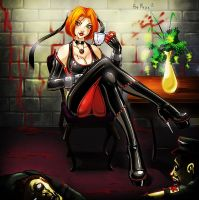 BloodRayne by maze-d