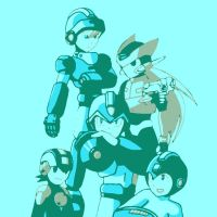 Megaman Forever 2 by DevintheCool