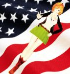 {MMD x APH} USA! by randomness4219