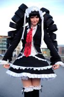 Celestia Ludenberg - Danganronpa Cosplay by QysteinFAIL