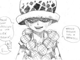 Baby Law Spoiler cap  752 by Bea-Black-Flame