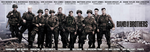 Band of Brothers Banner by Social-Iconoclast
