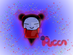 A new Pucca Drawing by cappy-code