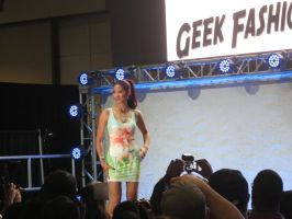 Comikaze Expo 2014: Geek Fashion Show 5 by iancinerate