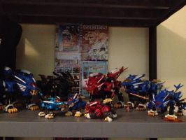 My Blade Liger collection by JRMzoids