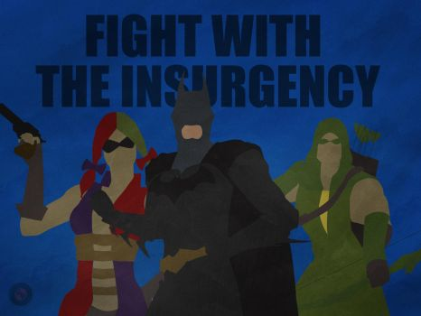 FIGHT WITH THE INSURGENCY by A-B-Original