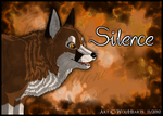 -AT- Silence by WolfHearts