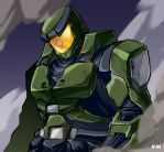 Master Chief for Ravenshield by dyemooch