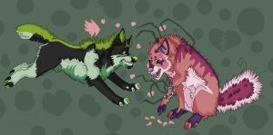 Ankel + Matis. Or not? by Semargl-Wolf