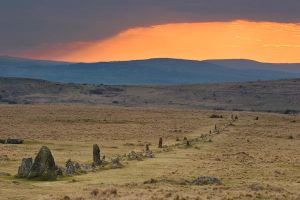 Merrivale Sunset by Alex37