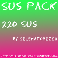 Sus Pack by selenatorezgii