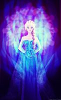 The Snow Queen by chantalleet