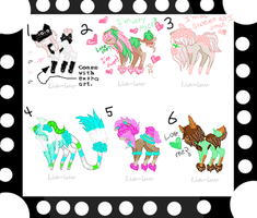 -Lowered- Tiny Adopts -closed- by Lia-Luv
