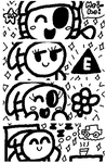 Shy Guy Miiverse Drawings by MarioSimpson1