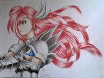 Erza Scarlet by Annaa998