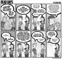 Conflict Resolution by deaddays