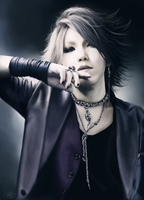 Aoi_The Gazette by sofiaart