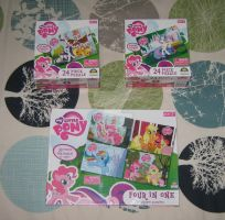 Pony Jigsaw Puzzles by CheerBearsFan