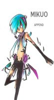 Mikuo Append by Zack-Of-Spades