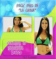 Pack' Png China Verde by Rosario-Editions