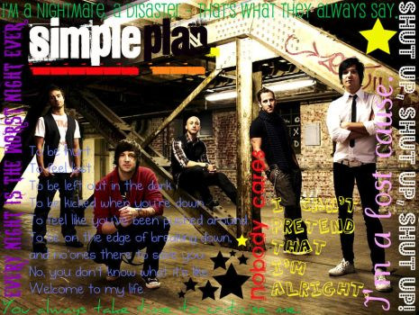 Simple Plan. by Tushies