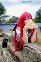 Melon pan 03 by Hitomi-Cosplay