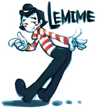 mime by nijyu-maru