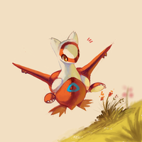 Latias by KoriArredondo