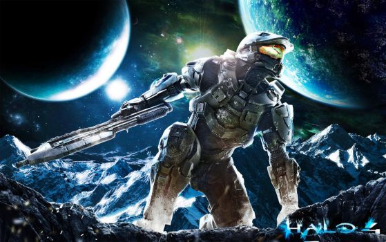 Halo 4 Wallpaper #3 by MVPernula