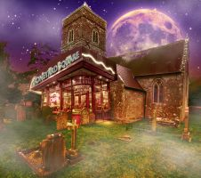 Deadman's Cafe by Pennes-from-Heaven