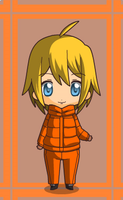 chibi kenny by queenlisa