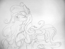 Earth Ponies are Fabulous Too (Redraw) by sparklyAxolotl